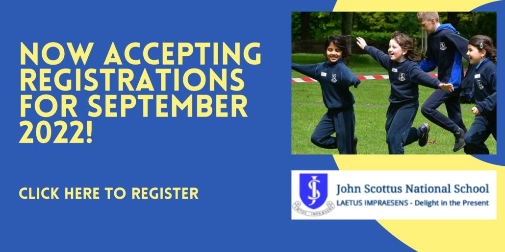 Registration Sept 2022